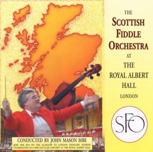 Scottish Fiddle Orchestra At The Royal Albert Hall Londo