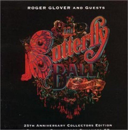 Roger & Guest Glover Butterfly Ball Import Gbr
