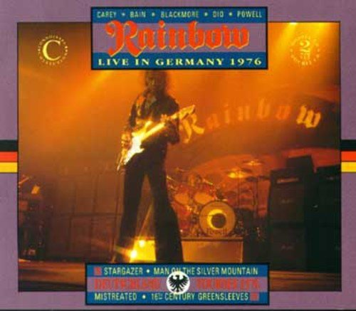 Rainbow Live In Germany 1976 Import Gbr 2 CD Set