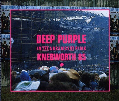 Deep Purple Knebworth In The Absence Of Pi Import Swe 2 CD Set