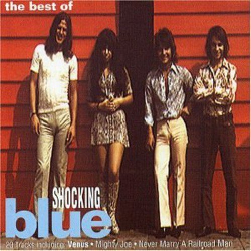 Shocking Blue Best Of Shocking Blue Import Gbr