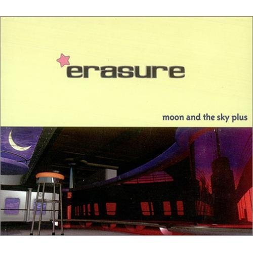Erasure Moon & The Sky Plus Import Gbr Digipak