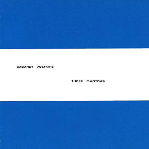 Cabaret Voltaire Three Mantras Import Gbr