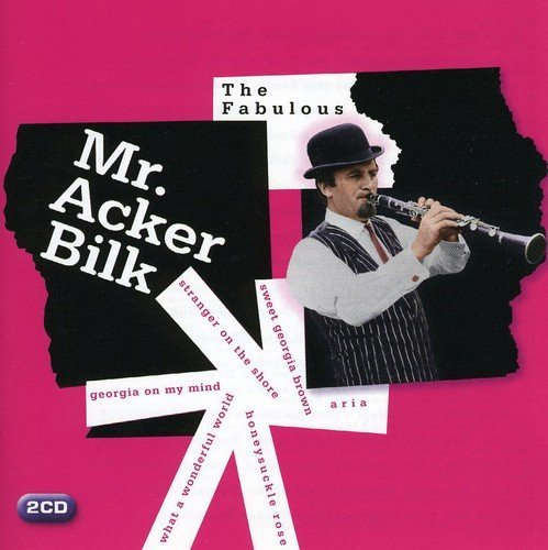 Acker Bilk Fabulous Mr. Acker Bilk Import Gbr 2 CD