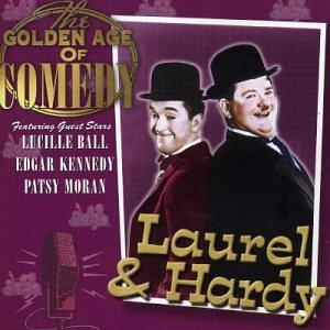 Laurel & Hardy Golden Age Of Comedy