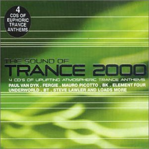 Sound Of Trance 2000 Sound Of Trance 2000 Import Gbr