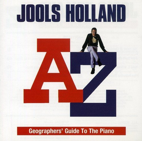 Jools Holland A Z Geographers Guide To The P Import Gbr
