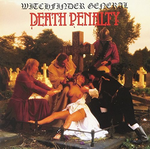 Witchfinder General Death Penalty Import Gbr