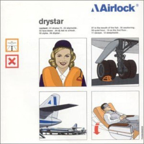 Airlock Drystar (aircraft Artwork) Import Gbr