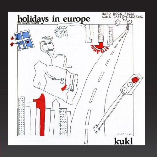 Kukl Holidays In Europe Import Gbr