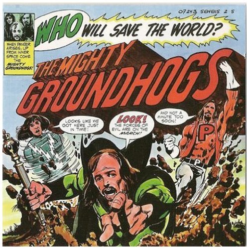 Groundhogs Who Will Save The World?