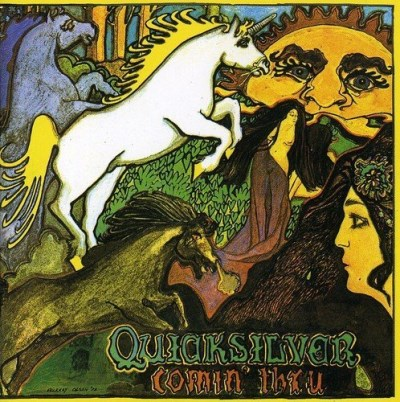 Quicksilver Messenger Service Comin Thru Import Gbr