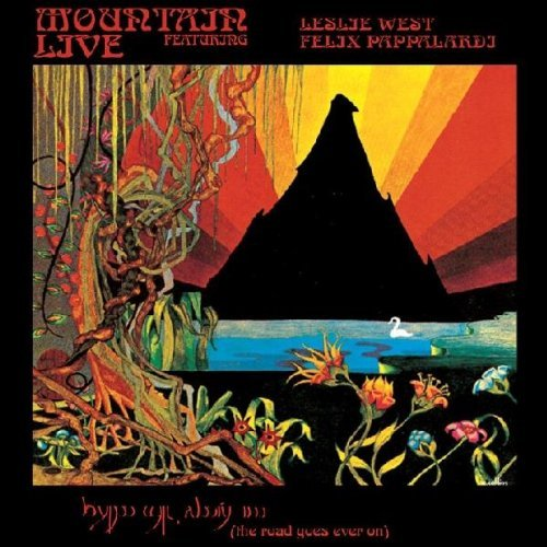 Mountain Live Road Goes On Forever Import Gbr