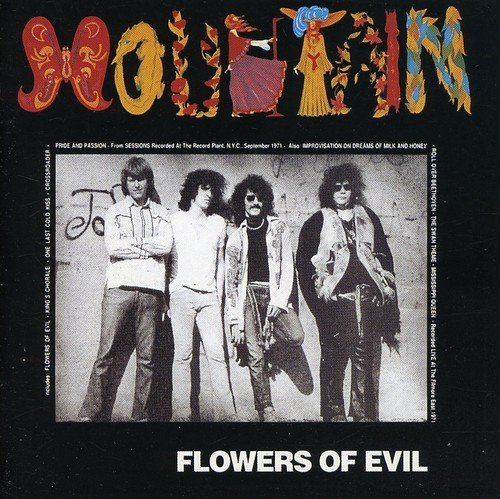 Mountain Flowers Of Evil Import Gbr Remastered