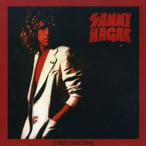 Sammy Hagar Street Machine Import Gbr
