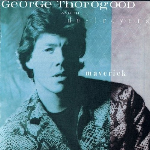 Thorogood George & Destroyers Maverick Import Gbr