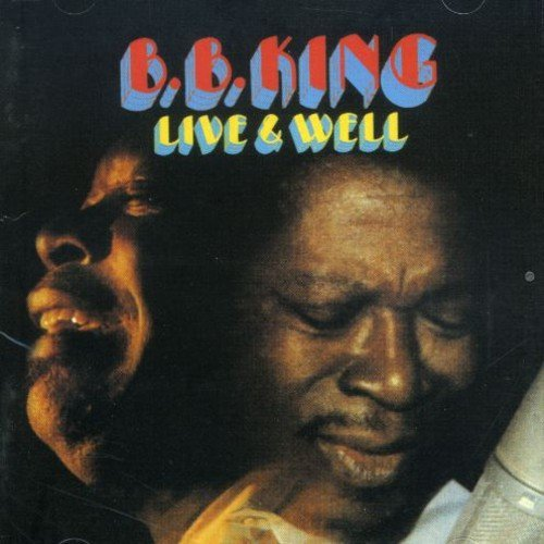 B.B. King Live & Well Import Gbr