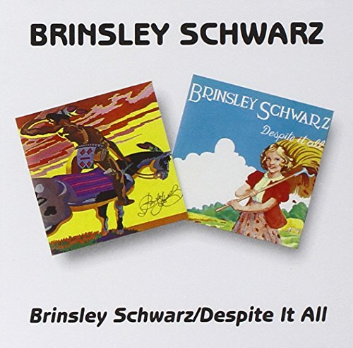 Brinsley Schwarz Brinsley Schwarz Despite It Al Import Gbr 2 On 1