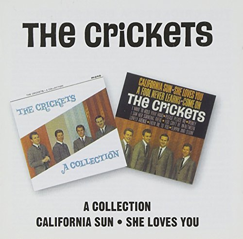 Crickets Collection California Sun She Import Gbr 2 On 1