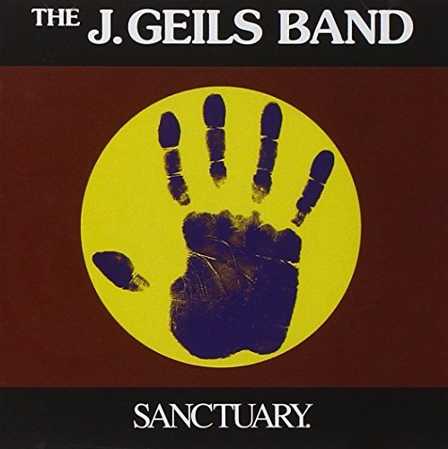 J. Geils Band Sanctuary Import Gbr