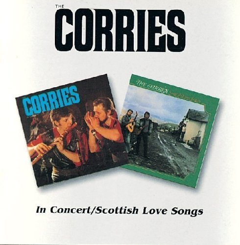 Corries In Concert Scottish Love Songs Import Gbr 2 On 1