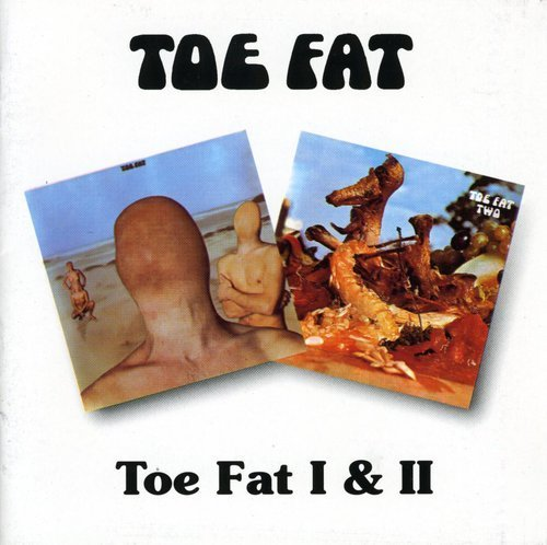 Toe Fat Toe Fat 1 & 2 Import Gbr 2 CD