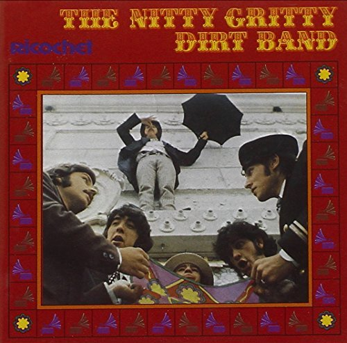 Nitty Gritty Dirt Band Ricochet Import Gbr