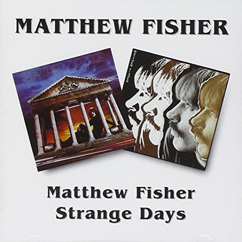 Fisher Matthew Matthew Fisher Strange Days Import Gbr 2 On 1