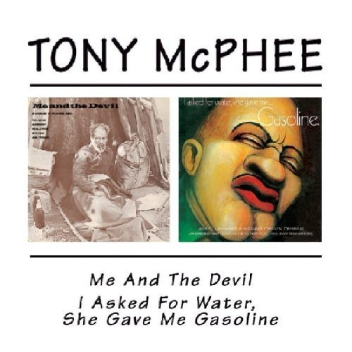 Mcphee Tony Me & The Devil I Asked For Wat Import Gbr 2 CD