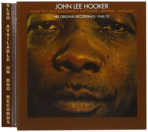 John Lee Hooker Coast To Coast Blues Band Anyw Import Gbr
