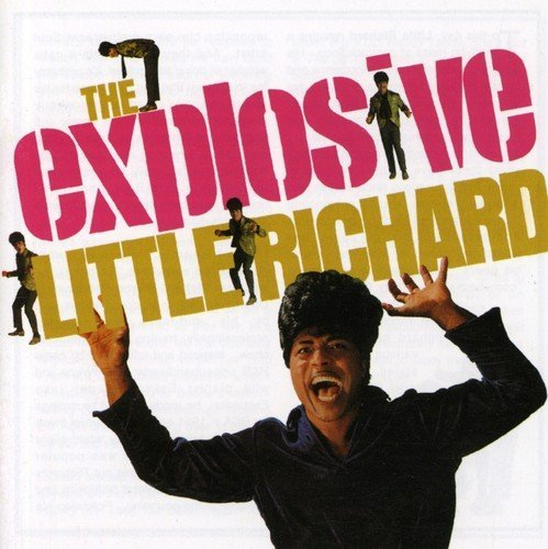 Little Richard Explosive Little Richard Import Gbr