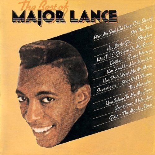 Major Lance Best Of Major Lance Import Gbr