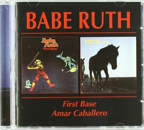 Babe Ruth First Base Amar Caballero Import Gbr 2 On 1