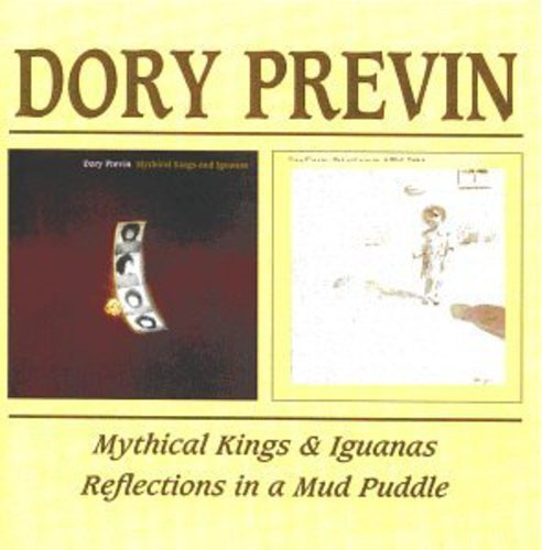 Previn Dory Mythical Kings & Iguanas Refle Import Gbr 2 On 1