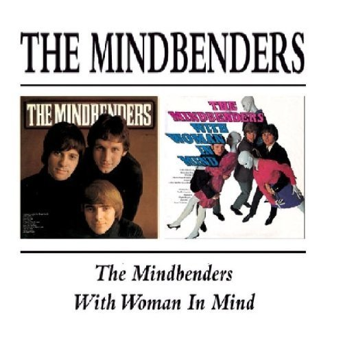 Mindbenders Mindbenders With Woman In Mind Import Gbr 2 On 1
