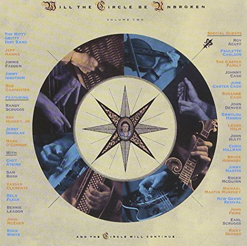 Nitty Gritty Dirt Band Vol. 2 Will The Circle Be Unbr Import Gbr