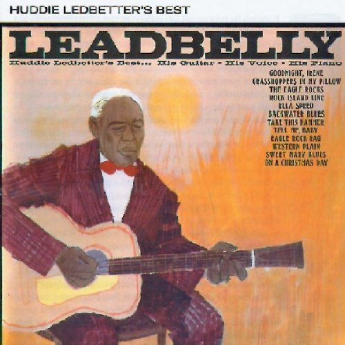 Leadbelly Huddie Ledbetter's Best Import Gbr