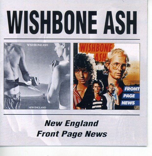 Wishbone Ash New England Front Page News Import Gbr 2 CD