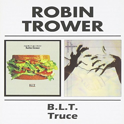 Robin Trower Blt Truce Import Gbr 2 On 1