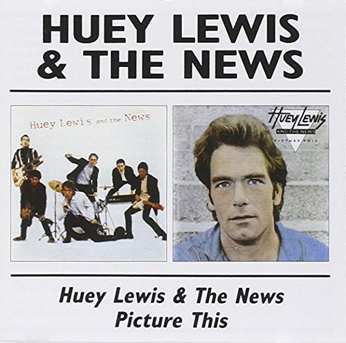 Huey Lewis & The News Huey Lewis & The News Picture Import Gbr 2 On 1
