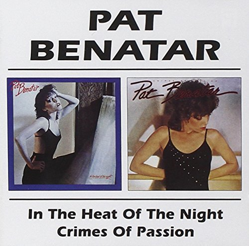 Benatar Pat In The Heat Crimes Of Import Gbr 2 On 1