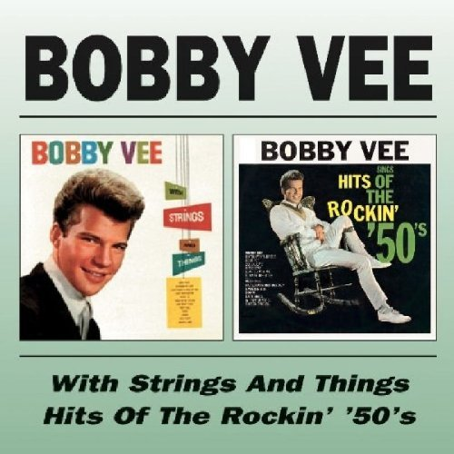 Bobby Vee With Strings & Things Hits Of Import Gbr 2 On 1