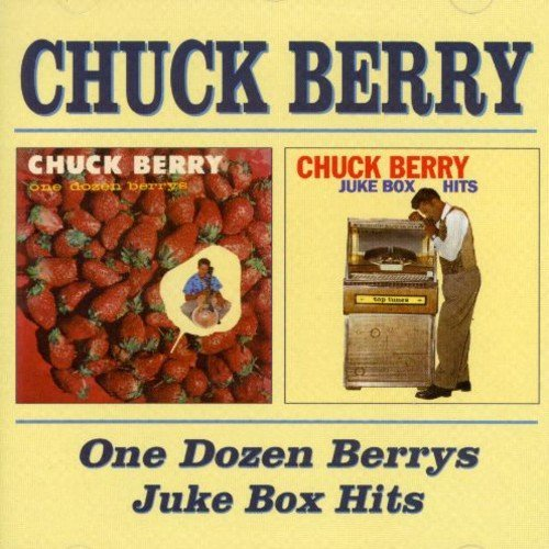 Berry Chuck One Dozen Berrys Juke Box Hits Import Gbr 2 On 1