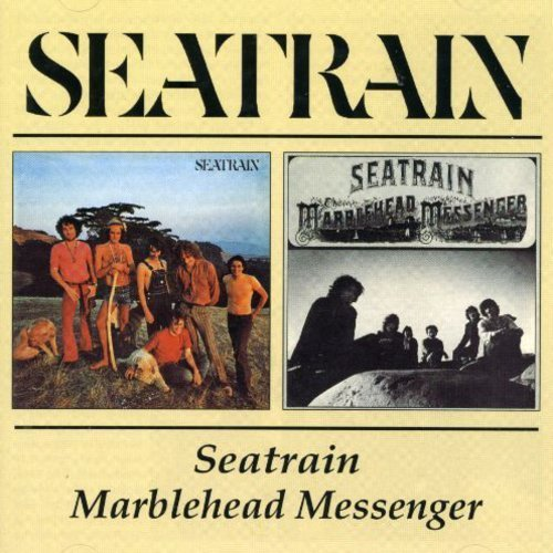 Seatrain Seatrain Marblehead Messenger Import Gbr 2 CD