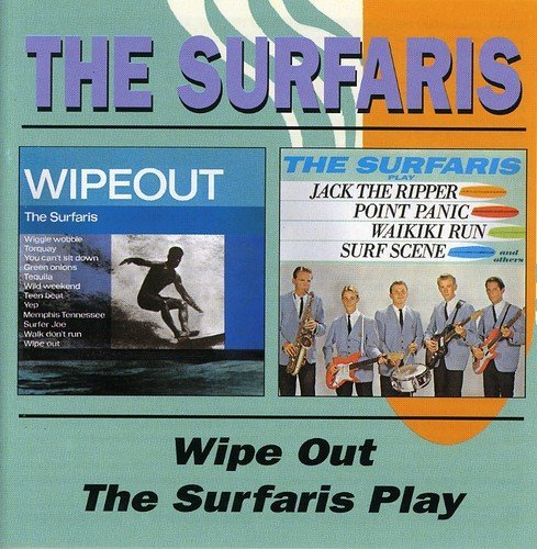 Surfaris Wipeout Play Import Gbr 2 On 1