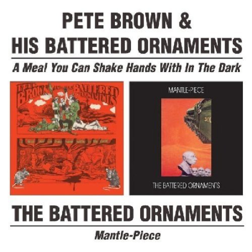 Brown Pete Meal You Can Shake Hands With Import Gbr 2 CD