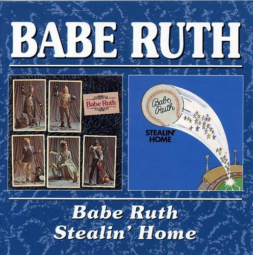 Babe Ruth Babe Ruth Stealin' Home Import Gbr 2 On 1