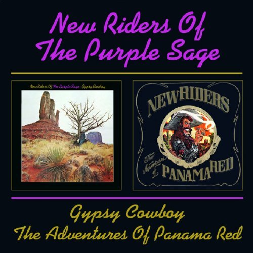 New Riders Of The Purple Sage Gypsy Cowboy Adventure Of Pana Import Gbr 2 On 1