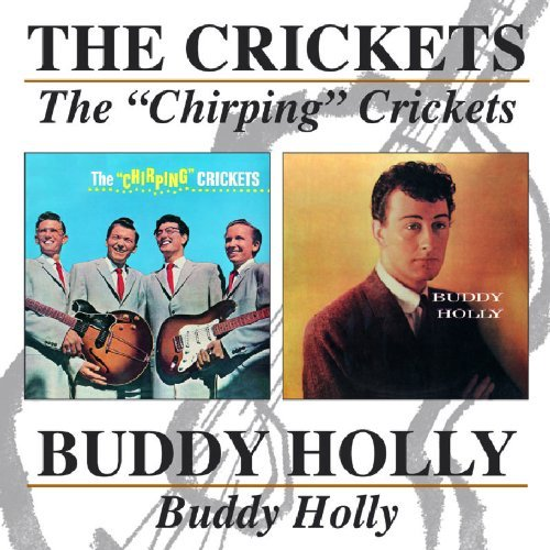 Holly Buddy Buddy Holly Chirping Crickets Import Gbr 2 On 1