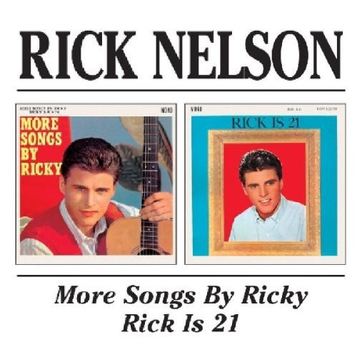 Nelson Ricky More Songs By Ricky Ricky Is 2 Import Gbr 2 On 1